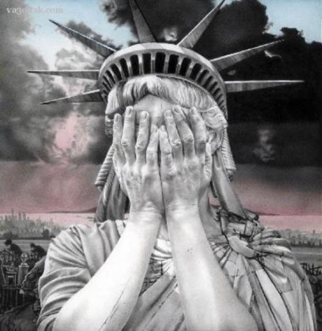America's political system: A crying shame.