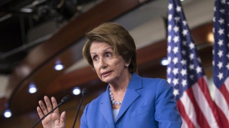 House Minority Leader Nancy Pelosi (D-Calif) (AP Photo/J. Scott Applewhite)