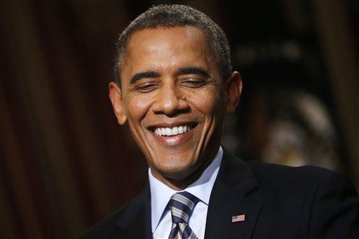 President Barack Obama. (AP Photo/Charles Dharapak)