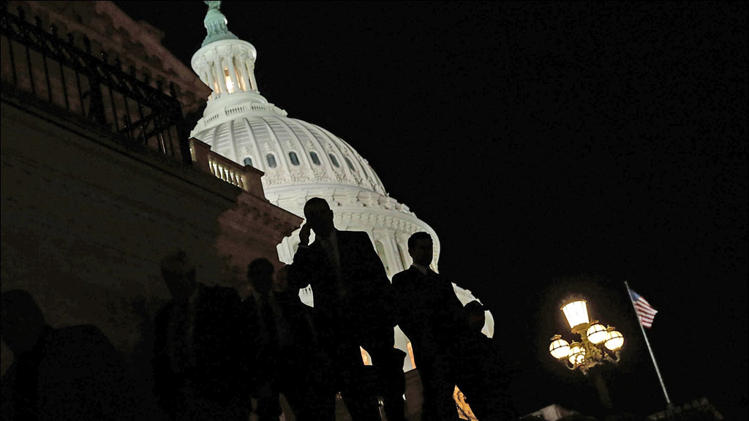 Still in the dark over shutdown.
