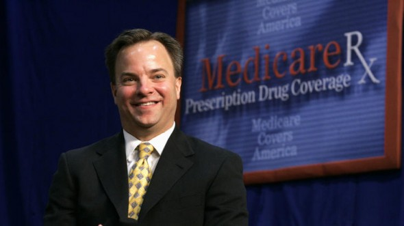 Mark McClellan (AP/Charles Dharapak)
