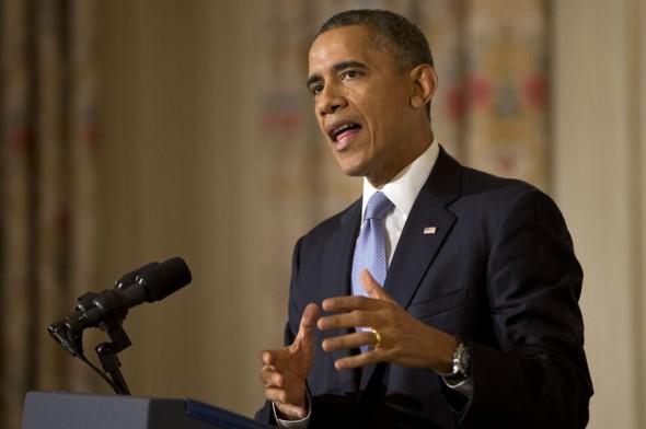 President Barack Obama (AP/Jacquelyn Martin)