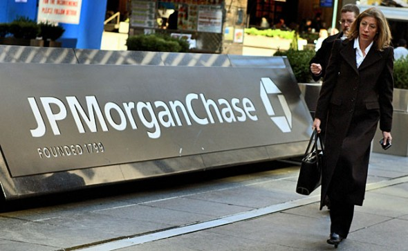 JPMorgan Chase: A settlement with feds.