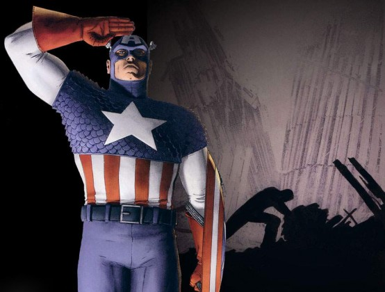 Is there a Captain America among us?