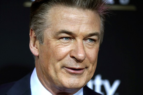 Fired MSNBC Talk Show Host Alec Baldwin. (REUTERS/Lucy Nicholson)
