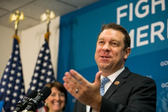 Rep. Trey Radel (R-FL): Guilty as charged (AFP/Drew Angerer)