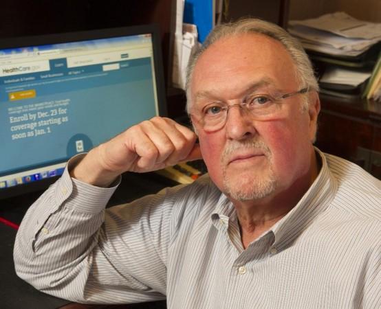 Insurance broker Ken Statz (AP/Phil Long)