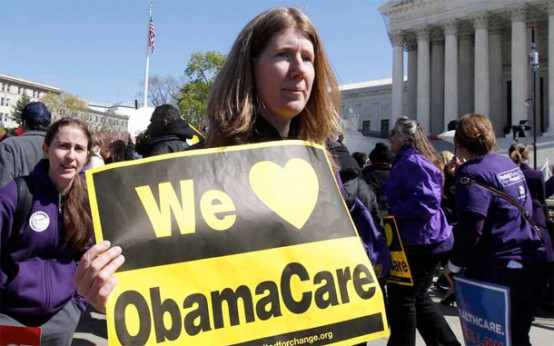 A supporter of Obamacare.