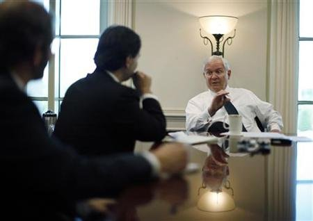 Defense Secretary Robert Gates  (Reuters)