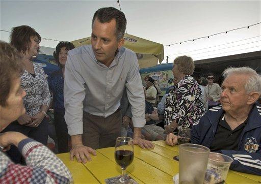 Florida Republican Congressional candidate David Jolly.   (AP Photo/Steve Nesius, File)