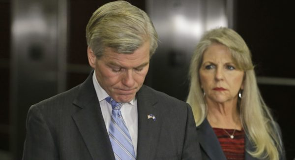 Former Virginia Governor Bob McDonnell and his wife, Maureen. (AP Photo/Steve Helber)
