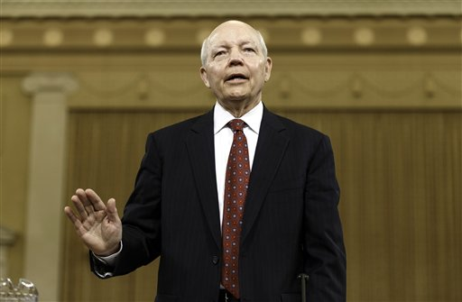 Internal Revenue Service (IRS) Commissioner John Koskinen (AP Photo/J. Scott Applewhite)