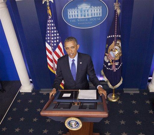 President Barack Obama (AP Photo/Pablo Martinez Monsivais)