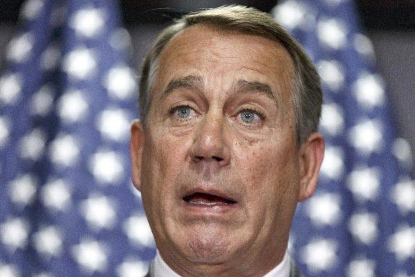 House Speaker John Boehner of Ohio (AP Photo/J. Scott Applewhite)