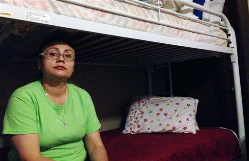 Rosa Robles Loreta  (AP Photo/Astrid Galvan)