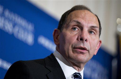 Veterans Affairs Secretary Robert McDonald  (AP Photo/Manuel Balce Ceneta)