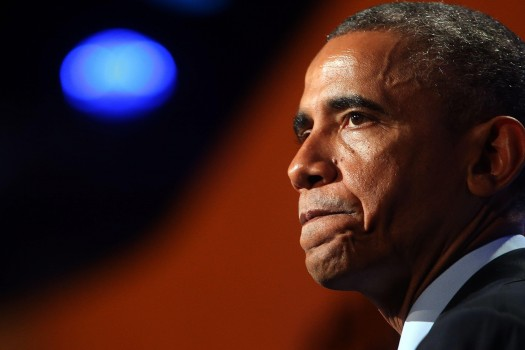 President Barack Obama: 'I am, therefore I lie'