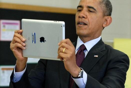 President Barack Obama (AFP Photo/Jewel Samad)