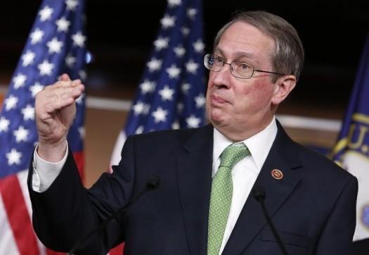House Judiciary Committee Chairman Bob Goodlatte (R-VA). (REUTERS/Yuri Gripas)