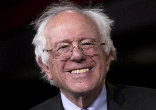 Sen. Bernie Sanders, D-Vt.  (AP Photo/Carolyn Kaster)