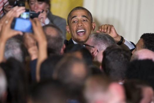 President Barack Obama. (AP Photo/Evan Vucci)