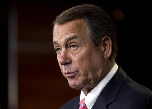 House Speaker John Boehner of Ohio.  (AP Photo/Manuel Balce Ceneta)
