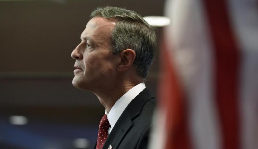 Democratic presidential candidate. former Maryland Gov. Martin O'Malley.  (AP Photo/Susan Walsh)