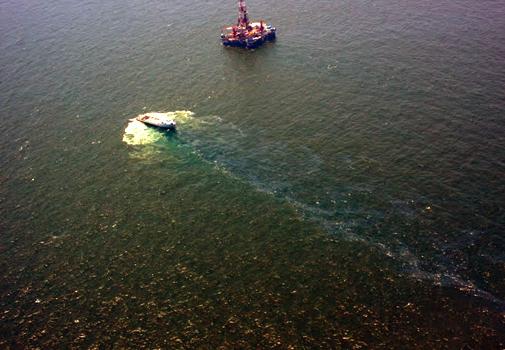 Taylor Energy Oil Spill