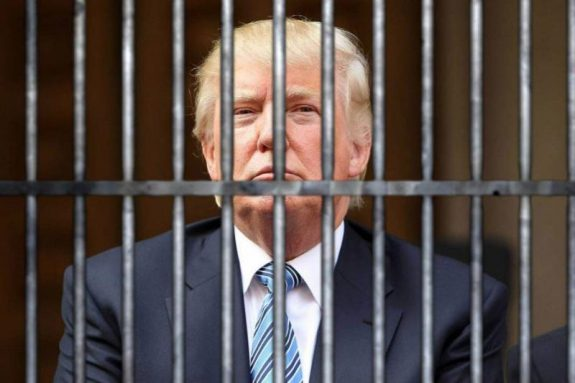 Is Donald Trump's future include time in jail...