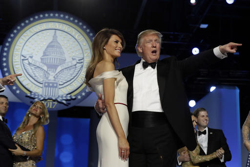Trump rattles America's cage