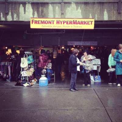 (Images: Fremont Sunday Market)