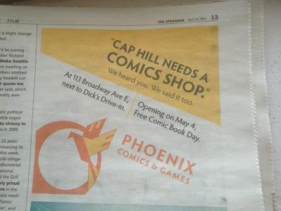 It's all about marketing (Image: Phoenix)