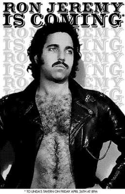 Ron Jeremy Is Coming To Lindas Tavern