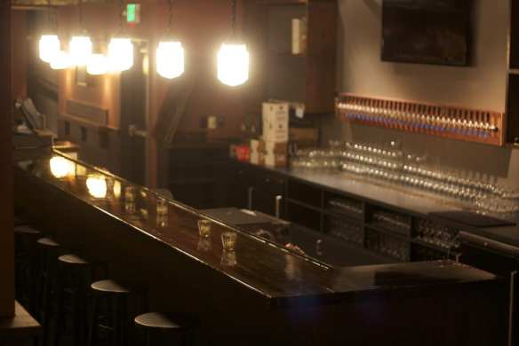 Below, Capitol Cider gets darker, even pub-ier (Images: CHS)