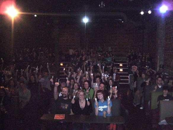 Central Cinema's fans get social (Image: Central Cinema)