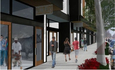 """Tallulah's -- part of the """"mixed use"""" coming to 19th and Mercer"""