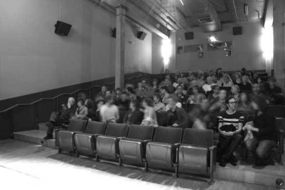 A NWFF audience (Image: Elisa Huerta-Enochian)
