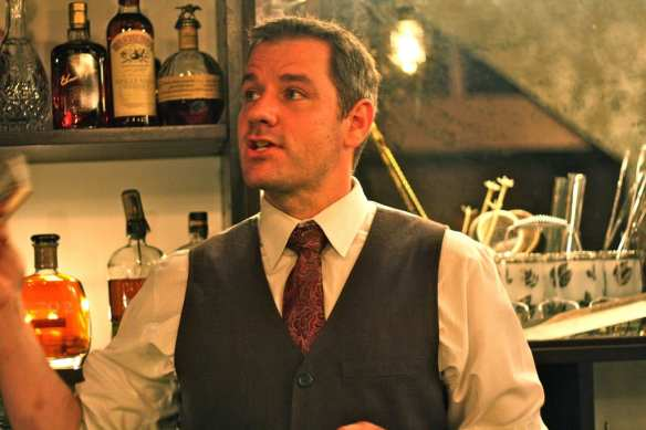 CHS was there when Jamie Boudreau opened his cocktail emporium in 2009 (Image: CHS)