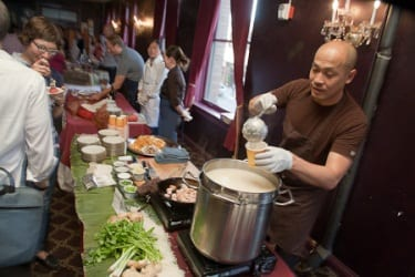 The pho was flying at Omnivorous 2011 (Image: Capitol Hill Housing)