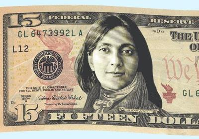 Sawant in a recent social media plea for campaign donations (Image: Sawant Campaign)