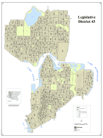 The 43rd District -- click for larger image