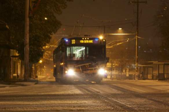 Most Metro routes are performing just fine