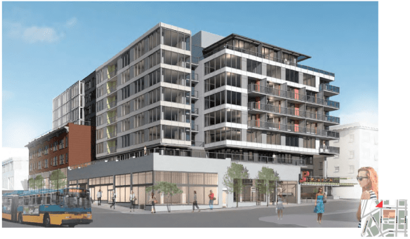 The future of Melrose and Pine
