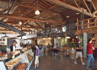 """Inside Melrose Market -- the project is an example of some of the best """"preservation of authenticity"""" on Capitol Hill"""