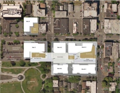The bidding is underway for developers to be part of creating new housing, retail and community space around Capitol Hill Station