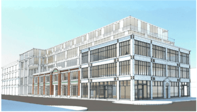 The Legacy Pine building will bring 50,000 square-feet of office space to Pike/Pine