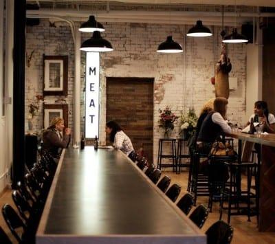 M&B's Gastown location (Image: Meat & Bread)