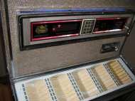 2014.06 Cafe Solstice Capitol Hill jukebox