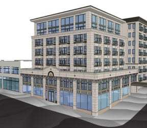 "Dunn Automotive, Pike and Summit – ""the new project is a showcase of what the City of Seattle's Pike/Pine preservation incentives should create"""