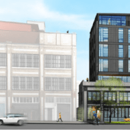 "Chophouse Row, 11th at Pike — ""the Liz Dunn office space + food, drink and retail mews project"""